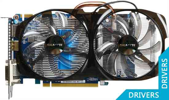 Видеокарта Gigabyte GeForce GT 660 WindForce 2 2GB GDDR5 (GV-N660WF2-2GD (rev. 1.1))