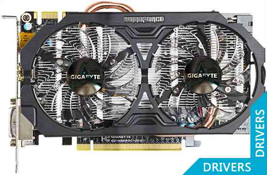 Видеокарта Gigabyte GeForce GTX 660 OC 3GB GDDR5 (GV-N660OC-3GD)