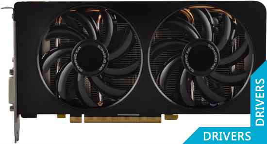 Видеокарта XFX R9 270X Double Dissipation 2GB GDDR5 (R9-270X-CDJ4)
