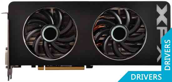 Видеокарта XFX R9 290 Black Edition 4GB GDDR5 (R9-290A-EDBD)