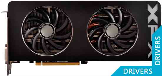 Видеокарта XFX R9 290X Black Edition 4GB GDDR5 (R9-290X-EDBD)