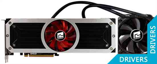 Видеокарта PowerColor R9 295X2 8GB GDDR5 (AXR9 295X2 8GBD5-M4D)