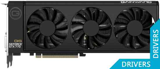 Видеокарта Gainward GeForce GTX 770 Golden Sample 2GB GDDR5 (426018336-3019)
