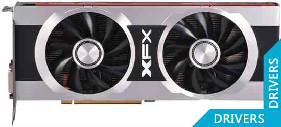 Видеокарта XFX HD 7970 Double Dissipation 3GB GDDR5 (FX-797A-TDKC)