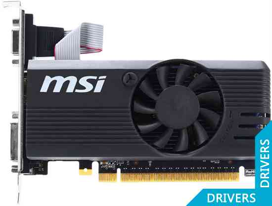 Видеокарта MSI GeForce GT 640 1024MB GDDR5 (N640-1GD5/LP)