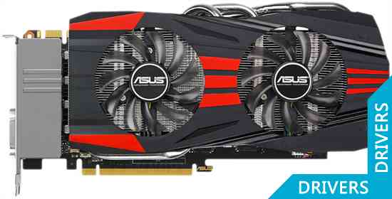 Видеокарта ASUS GeForce GTX 760 DirectCU II TOP 2GB GDDR5 (GTX760-DC2T-2GD5-SSU)