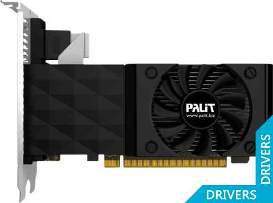 Видеокарта Palit GeForce GT 630 2GB DDR3 (NEAT6300HD41-1070F)