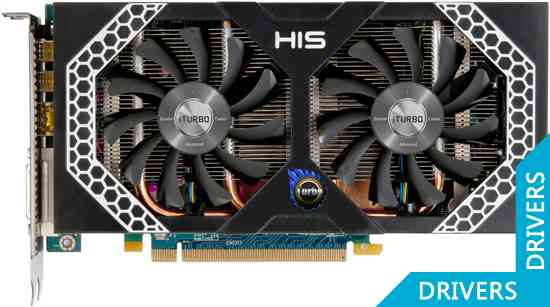 Видеокарта HIS IceQ X2 7850 iPower Turbo 2GB GDDR5 (H785QMT2G2M)