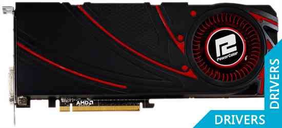 Видеокарта PowerColor R9 290X OC BF4 Edition 4GB GDDR5 (AXR9 290X 4GBD5-MDHG/OC)