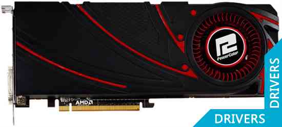 Видеокарта PowerColor R9 290 OC 4GB GDDR5 (AXR9 290 4GBD5-MDH/OC)