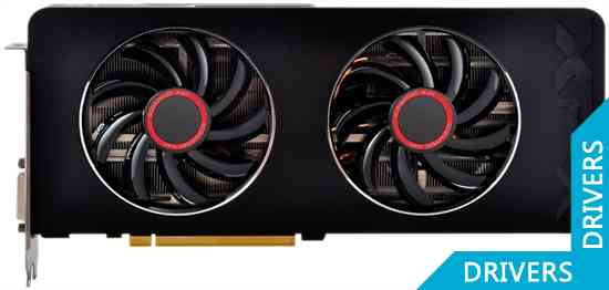 Видеокарта XFX R9 280X Black Edition 3GB GDDR5 (R9-280X-TDBD)