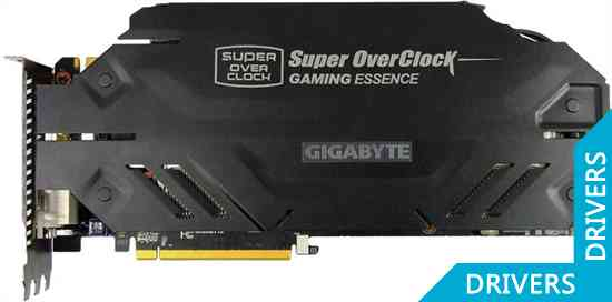 Видеокарта Gigabyte GeForce GTX 680 WinForce 5 2GB GDDR5 (GV-N680WF5-2GD)
