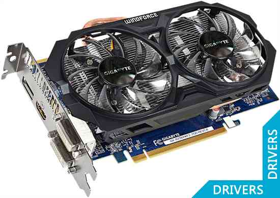 Видеокарта Gigabyte R7 260X WindForce 2 2GB GDDR5 (GV-R726XWF2-2GD (rev. 2.0))