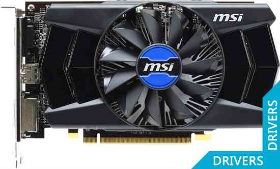 Видеокарта MSI R7 250 OC 2GB DDR3 (R7 250 2GD3 OC)