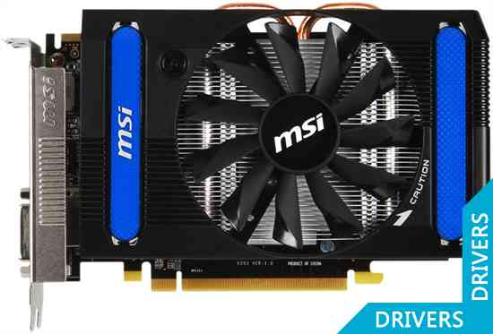 Видеокарта MSI HD 7790 OC 2GB GDDR5 (R7790-2GD5/OC)