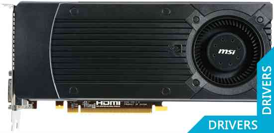 Видеокарта MSI GeForce GTX 760 2GB GDDR5 (N760-2GD5)