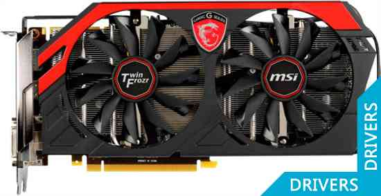 Видеокарта MSI GeForce GTX 770 Gaming 4GB GDDR5 (N770 TF 4GD5/OC)