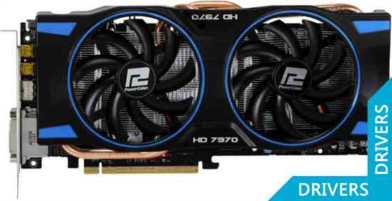 Видеокарта PowerColor HD 7970 3GB GDDR5 V3 (AX7970 3GBD5-2DHV3E)