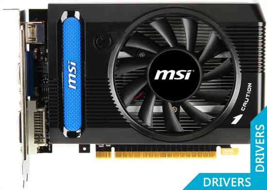 Видеокарта MSI GeForce GT 630 1024MB GDDR5 (N630-1GD5/V1)