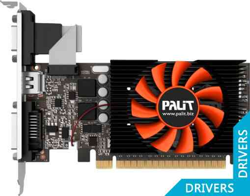 Видеокарта Palit GeForce GT 640 1024MB GDDR5 (NE5T6400HD06-2081F)