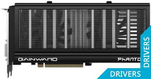 Видеокарта Gainward GeForce GTX 760 Phantom 2GB GDDR5 (426018336-2999)