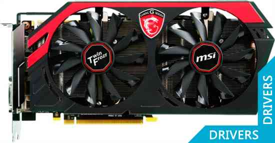Видеокарта MSI GeForce GTX 760 Gaming 2GB GDDR5 (N760 TF 2GD5/OC)