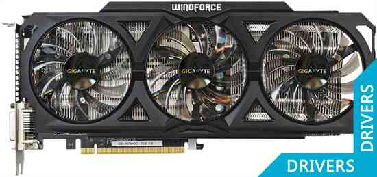 Видеокарта Gigabyte GeForce GTX 760 OC 2GB GDDR5 (GV-N760OC-2GD (rev. 2.0))