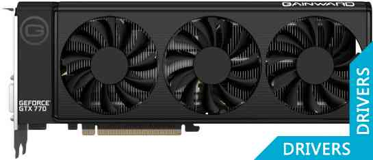 Видеокарта Gainward GeForce GTX 770 2GB GDDR5 (426018336-2944)