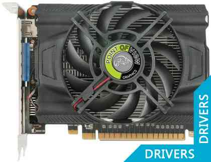 Видеокарта Point of View GeForce GTX 650 Ti 2GB GDDR5 (VGA-650i-A2-2048)