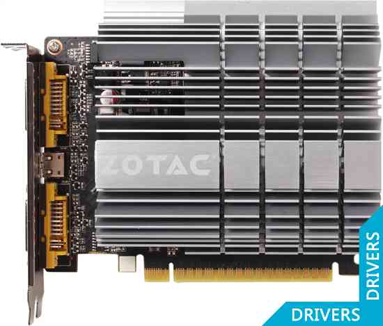 Видеокарта ZOTAC GeForce GT 630 ZONE 1024MB DDR3 (ZT-60406-20L)