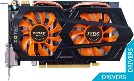 Видеокарта ZOTAC GeForce GTX 650 Ti BOOST 2GB GDDR5 (ZT-61201-10M)