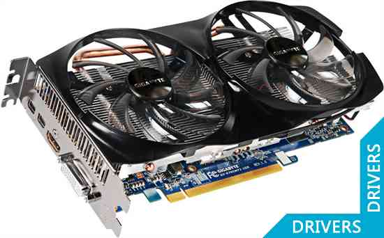 Видеокарта Gigabyte HD 7850 WindForce 2 1024MB GDDR5 (GV-R785WF2-1GD)