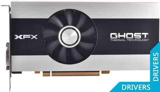 Видеокарта XFX HD 7770 GHz Edition Black Edition 1024MB GDDR5 (FX-777A-ZNBR)
