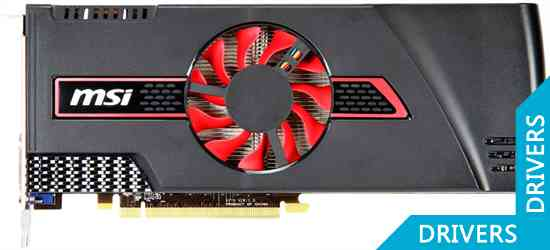 Видеокарта MSI HD 7950 OC 3GB GDDR5 (R7950-3GD5/OC BE)