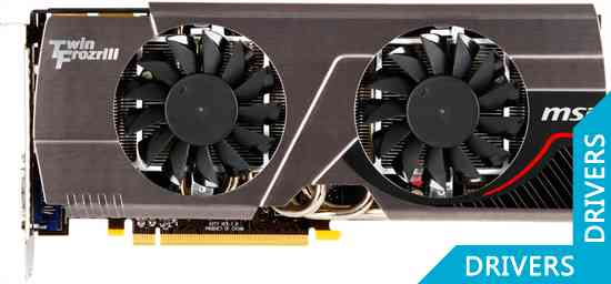 Видеокарта MSI HD 7970 Twin Frozr III 3GB GDDR5 (R7970 TF 3GD5 BE)