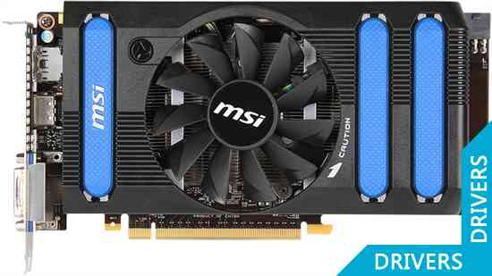 Видеокарта MSI GeForce GTX 650 Ti BOOST OC 1024MB GDDR5 (N650Ti-1GD5/OC BE)