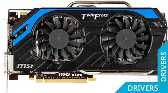 Видеокарта MSI GeForce GTX 660 2GB GDDR5 (N660 Hawk Limited District)