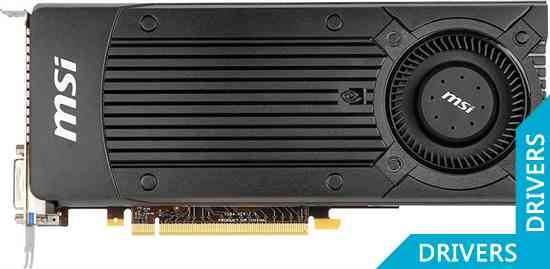 Видеокарта MSI GeForce GTX 660 Ti 2GB GDDR5 (N660Ti-2GD5/V1)