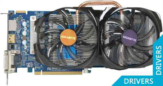 Видеокарта Gigabyte HD 7790 2GB GDDR5 (GV-R779OC-2GD)