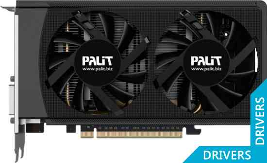 Видеокарта Palit GeForce GTX 650 Ti BOOST OC 2GB GDDR5 (NE5X65BS1049-1060F)
