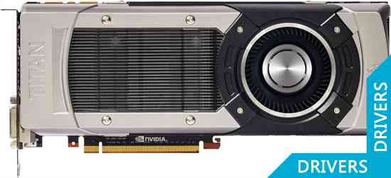 Видеокарта EVGA GeForce GTX TITAN Superclocked 6GB GDDR5 (06G-P4-2791)