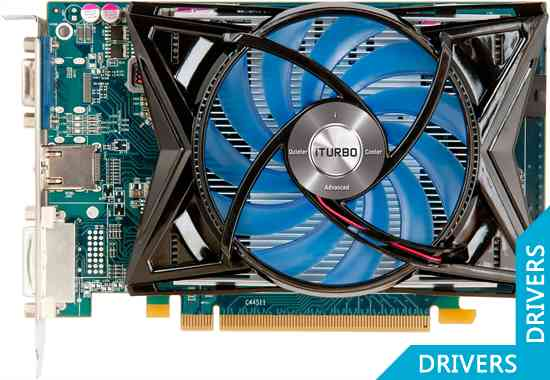 Видеокарта HIS HD 7770 iCooler 1024MB GDDR5 (H777FN1G)