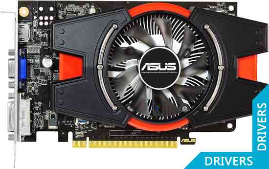 Видеокарта ASUS GeForce GTX 650 2GB GDDR5 (GTX650-E-2GD5)