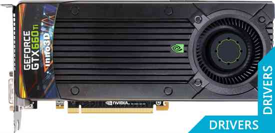 Видеокарта Inno3D GeForce GT 660 Ti 2GB GDDR5 (N660-1DDN-E5GS)
