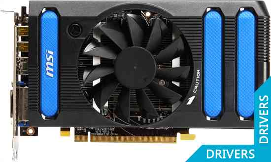 Видеокарта MSI HD 7850 1024MB GDDR5 (R7850-1GD5)