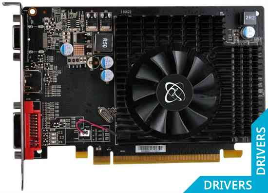 Видеокарта XFX HD 6570 1024MB DDR3 (HD-657X-ZDFM)