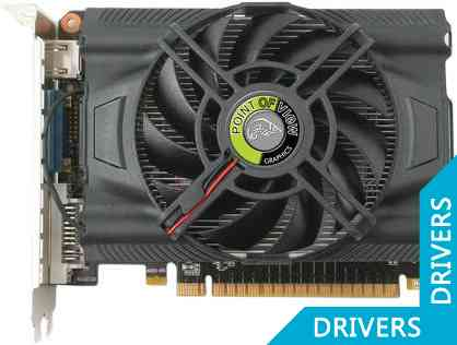 Видеокарта Point of View GeForce GTX 650 1024MB GDDR5 (VGA-650-A1-1024)