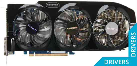 Видеокарта Gigabyte GeForce GTX 670 WindForce 3 2GB GDDR5 (GV-N670WF3-2GD)