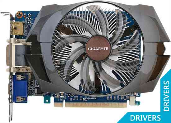 Видеокарта Gigabyte GeForce GT 640 2GB DDR3 (GV-N640D3-2GI)