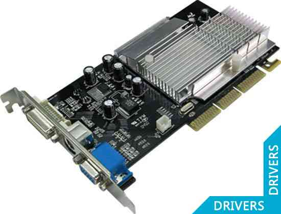 Видеокарта Inno3D GeForce FX 5500 256MB DDR (I-5500-G3F3H)